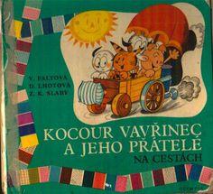 Kocour Vavřinec a jeho přátelé (Spytihněv, Otylka a Mojmír) - komiks