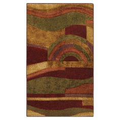 Found it at Wayfair - New Wave Picasso Wine Area Rug