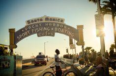 Santa Monica - California Roteiro - Highway 1 , Los Angeles/ San Francisco