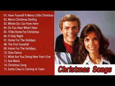 The Carpenters Christmas Songs Album - The Carpenters Greatest Hits 2018 - YouTube Christmas World, Christmas Albums, Christmas Music, Christmas Videos, Christmas Movies, Music Ed, Music Songs, Good Music, Music Videos