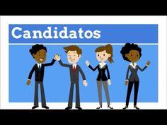 ¿Qué acciones puedo realizar en Candidatos?