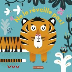 Attention, si tu tournes la page, tu risques de réveiller de drôles d'animaux !... Editorial Design, Casterman, Books, Kids, Fictional Characters, Attention, Amazon Fr, Romans, Albums