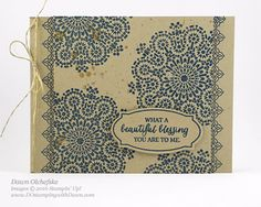 Moroccan Nights by dostamping - Cards and Paper Crafts at Splitcoaststampers