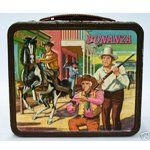 vintage lunch boxes | eBay Image 1 Vintage 1960's Bonanza Lunch Box!