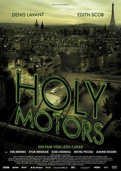 Acayip fantastik ve garip bir film izlemenizi tavsiye ediyorum Kutsal Motorlar İzle !  http://goo.gl/D4s99z