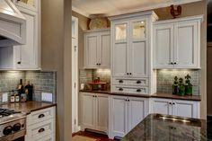 North Bend - Kitchen - traditional - kitchen - seattle - Provanti Designs, Inc