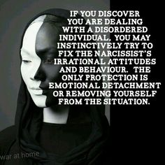 Narcissist Emotionally From A Detach How To