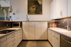 Inspiration for a remodel of a condo kitchen    Arciform LLC