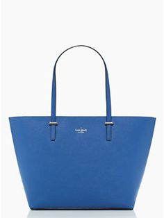 Kate Spade Cedar Street Harmony - Medium in Clocktower. Too rigid, plain, and after an entire year it still never went on sale so no thanks.