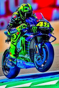 Motogp Valentino Rossi, Valentino Rossi 46, Vale Rossi, Yamaha Bikes, Motorcycles, Motorcycle Racers, Super Bikes, Road Racing, Sportbikes
