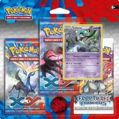 Pokémon - 3PACK01XY01 - Cartes À Collectionner - Pack 3 Boosters Xy1 Pokémon http://www.amazon.fr/dp/B00HUV8C6G/ref=cm_sw_r_pi_dp_wcDCub18AAN2E