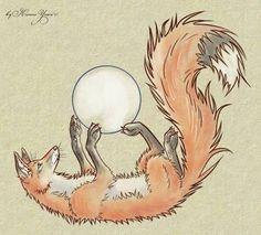 Image result for kitsune
