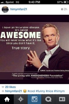 How I Met Your Mother, Humor and Funny