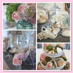 My Romantic Home: Summer Fun - Show and Tell Friday!