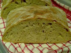 Jednoduchý Domáci chlieb
