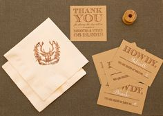 Western Wedding Detail Ideas and Inspiration