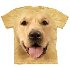 Grab your Big Face Golden T-Shirt at a great price and enjoy shopping. http://tshirtrain.myshopify.com/products/big-face-golden-t-shirt  #tshirt