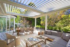 Designer family sanctuary in serene natural surrounds