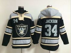 Oakland Raiders Lacer - Bo Jackson