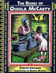 Cover image for The riches of Oseola McCarty