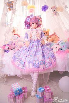 Lolita in AP's Fancy Box