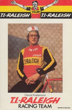 Gerrie Knetemann (TI Raleigh 1977)