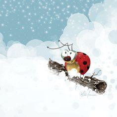 Création pour souhait Noël 2011
