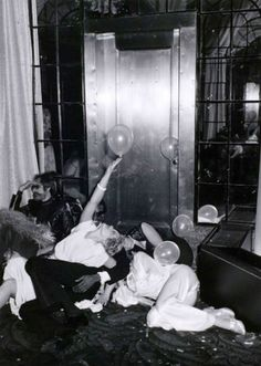 No regrets: Vintage shots of people with massive hangovers | Dangerous Minds