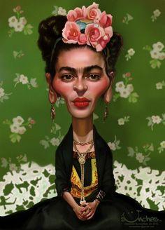 Frida Kahlo, uma das pintoras mais características do século XX, ficou muito conhecida por seus auto-retratos. Sua imagem exótica, enigmática, um tanto quanto estranha em toda sua beleza, se destaca …