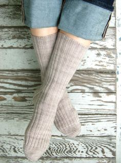 Perfect Fit Socks - I like the look of these toes