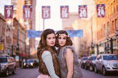 Hayley Styles - Denver Wedding Hair Stylist: Sexy Sisters in the City Denver, Wedding Hairstyles, Stylists, Sisters, Couples, Couple Photos, City, Couple Shots, Wedding Hair Styles