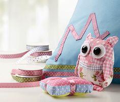 Zum Nähen, #Bekleben und #Verzieren: Fünf #Deko-Textilbänder für €7,95 bei #Tchibo