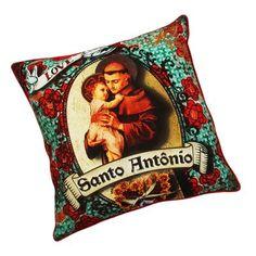 Trevisan ♥ Almofada Santo Antônio II