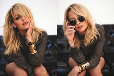 Nicole Richie number one fashion and lifestyle fan website. All about Nicole Richie News. The longest standing fan website around for Nicole Richie. Song Of Style, Love Her Style, Nicole Richie, Pretty People, Beautiful People, Beautiful Things, Eye Makeup, Girl Crushes, Her Hair