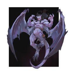 ArtStation - Gargoyle Goliath, Alex Redfish