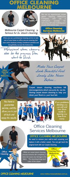 Pop over to this web-site http://www.melbournecarpetclean.com.au/ for more information on Commercial cleaning melbourne. Taking care and commercially Melbourne Carpet Cleaning for your carpets on regular basis will extend the growth of your carpet. Even if they do not appear to be dirty still there is a need for regular carpet cleaning. There are so many dust particles which can't be just cleaned using vacuuming and for that you need commercial carpet cleaners.