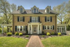 1929 Colonial Revival – Reading, PA