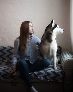 Эвелина и Модильяни @evalesnova #portrait #spb