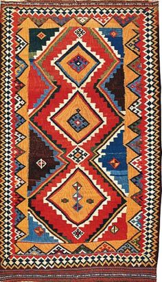 Rug design. Wouldn't it be great with some neutral woods and camel lounges.