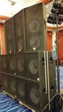 SOUND SYSTEM RENTAL  FOR FM RADIO HEADLINER DJ'S  201_982_4957 CELL OR TEXT
