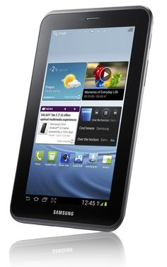 Galaxy Tab 2: prima tableta Samsung cu Android 4.0