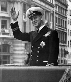 PRINCE PHILIP once patted me on the head when I was a baby in my pram, sitting outside the Belfast City Hall. He escorted her Majesty Queen Elizabeth to N. Ireland, which is still part of Great Britain today. www.christinelindsay.com