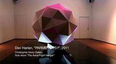 "Dev Harlan - ""Parmenides I"", 2011 by Dev Harlan. Dev Harlan - ""Parmenides I"", 2011"