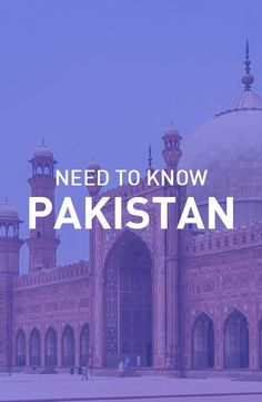Everything you need to know about travel in Pakistan, including cultural tips, backpacking budgets, transportation information, and more!
