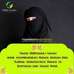 Nasihatilah Wanita Dengan Baik   Bismillahirrahmanirrahiim.. .  Sahabat saudaraku fillah.. Dari Abu Hurairah Radhiyallahu AnhuBahwa Rasulullah Shallallahu Alaihi wa Sallam Bersabda : Saling Berpesanlah kalian untuk memperlakukan Wanita dengan BaikKarena sesungguhnya Wanita itu Diciptakan dari Tulang Rusuk . Dan Sesungguhnya yang paling bengkok dari tulang rusuk itu adalah bagian Atasnya Jika engkau bersikeras untuk meluruskannya Niscaya engkau akan mematahkannya. Dan jika engkau biarkan ia…