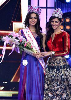 Gurgaon Based Aditi Arya Crowned fbb Femina Miss India 2015