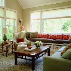 divano contenitore...e verde rilassante