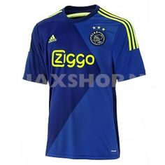 Nieuw uitshirt Ajax 2015 – Ajax Ziggo shirt   Ajax shop