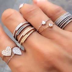 """1,651 Likes, 58 Comments - Djula Jewelry (@djulajewelry) on Instagram: """"Mix of the Day in Paris #Djula #DjulaJewelry """""""