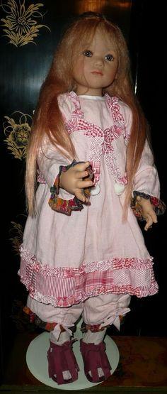 Himstedt Dolls 2003 Collection | 2003 'Hanni' Annette Himstedt Doll *Excellent !
